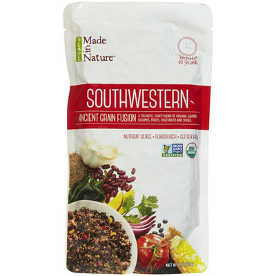 Made In Nature Organic Ancient Grain Fusion Southwestern 8 oz
