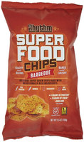 Rhythm Superfoods Gluten Free Chips Barbeque - 5.5 oz