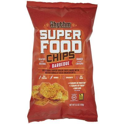 Rhythm Superfoods Gluten Free Chips Barbeque - 5.5 oz