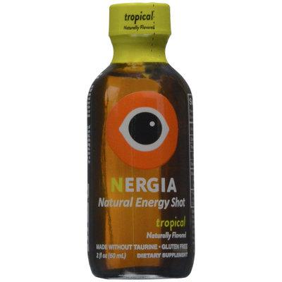 Nergia - Energy Shot Tropical - 2 oz.