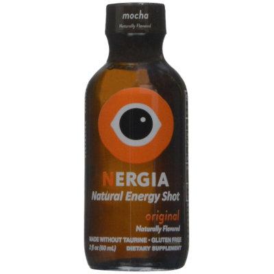 Americas Naturals Nergia - Energy Shot Original Mocha - 2 oz.