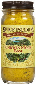 Spice Island Chicken Stock Base, 3.2 oz