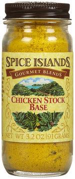 Spice Island Chicken Stock Base, 3.2 oz