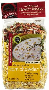 Frontier Soups Illinois Prairie Corn Chowder Soup Mix