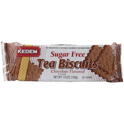 Kedem Sugar Free Tea BiscuitsChocolate (24x24/4.5 Oz)