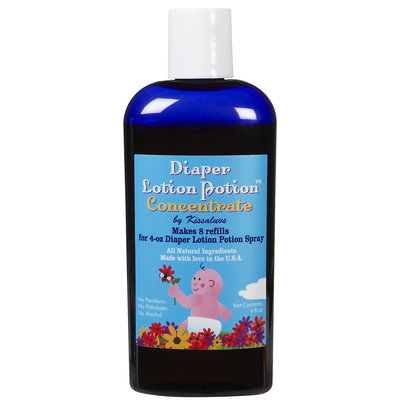 Kissaluvs Diaper Lotion Potion Concentrate - 1 ct.