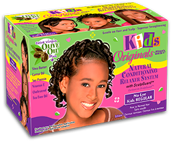 Africa's Best Kids Originals Conditioning Relaxer System