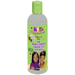 Africa's Best Kids Originals Olive & Soy Moisturizing Growth Lotion