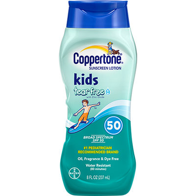 Coppertone Kids SPF 50 Sunscreen Lotion