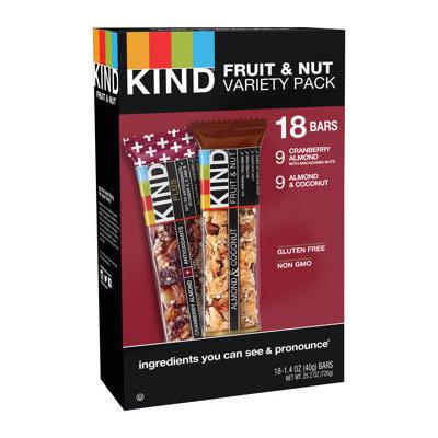 KIND® Fruit + Nut Bars Variety Pack
