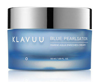 KLAVUU BLUE PEARLSATION Marine Aqua Enriched Cream