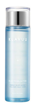 KLAVUU BLUE PEARLSATION Oneday 8Cups Marine Collagen Aqua Toner