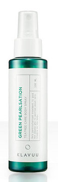 KLAVUU Green Pearlsation Teatree Care Body Spray