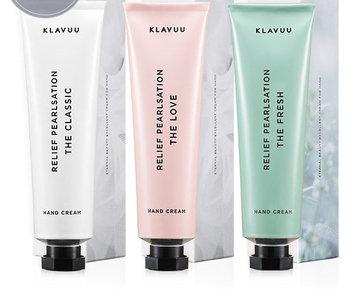 KLAVUU Relief Pearlsation Hand Cream