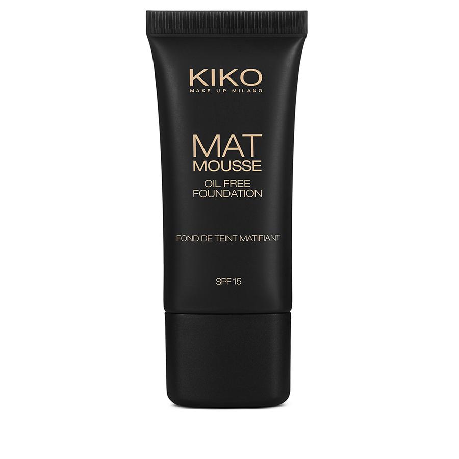 Kiko Milano Mat Mousse Foundation