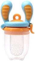 Kidsme Food Feeder - Blue/Orange - Small - 4+ Months