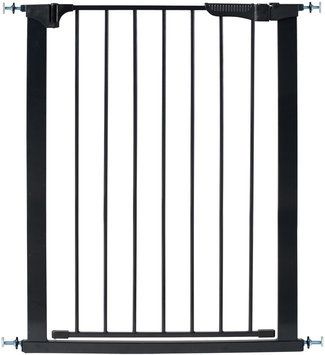 Kidco Tall and Wide Auto Close Gateway Gate Black