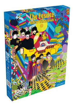 Koller Craft Beatles Yellow Submarine Puzzle (1000 pcs)
