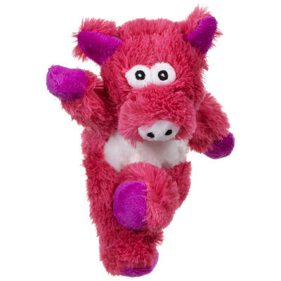 The Kong Company KONG Cross Knots Dog Toy SM/MD Pig