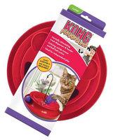 Kong Playground Treat Dispensing Cat Toy: 9.75