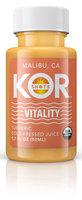 KOR Shots Vitality Turmeric Juice