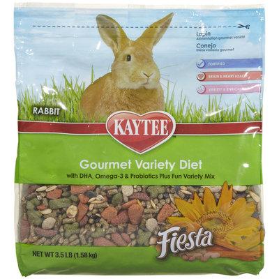 Kaytee Fiesta MAX Food for Rabbits, 3.5 lbs.