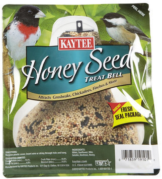 Kaytee Products KT19101 1 lb Mixed Seed Treat Bell
