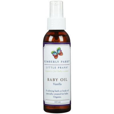 Little Prana Vanilla Baby Oil - 4 oz