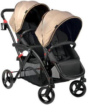 Contours Options Elite Tandem Stroller - Sand - 1 ct.