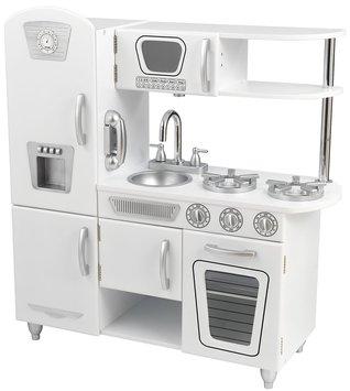 KidKraft White Vintage Kitchen Play Set 53208