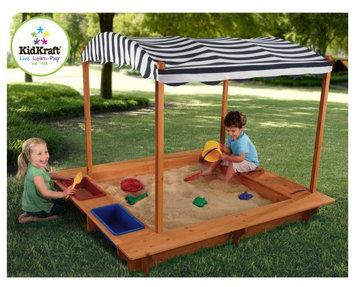 KidKraft Outdoor Sandbox with Canopy Kid's
