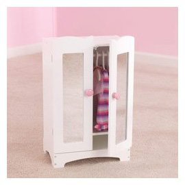 Mica Designs, Inc. KidKraft Lil Doll Armoire - 3+ years
