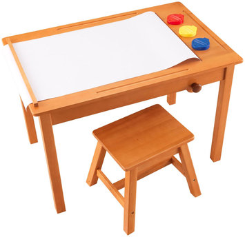KidKraft Art Table with Stool Kid's