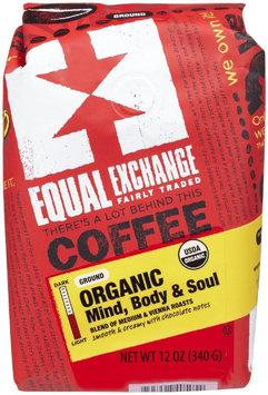 Equal Exchange Organic Mind Body & Soul Drip Coffee, 12 oz