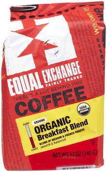 Equal Exchange Organic Breakfast Blend Drip Coffee