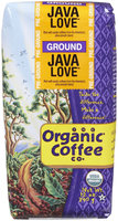 Organic Coffee Organic Ground Java Love Coffee, 12 oz