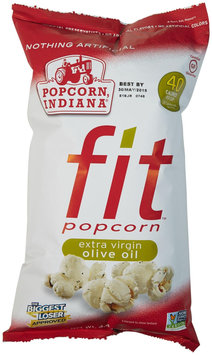 Popcorn, Indiana FIT POPCORN, XTR VRGN EVOO, (Pack of 12)