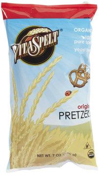 Vita Spelt Organic Spelt Pretzels, 7 oz