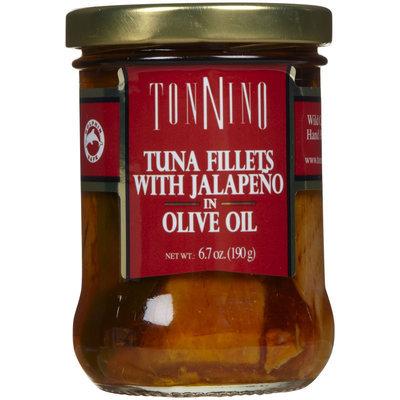 Tonnino B30293 Tonnino Tuna Fillet With Jalapeno -6x6.7oz