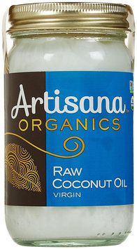 Artisana Organic Raw Extra Virgin Coconut Oil, 16 oz