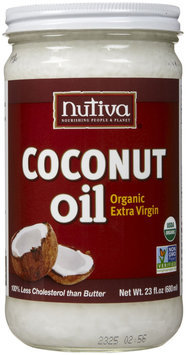 Nutiva - Coconut Oil Organic Extra Virgin - 23 oz.