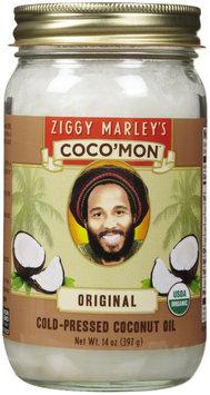 Ziggy Marley's Coco'Mon Coconut Oil Organic Original - 14 oz