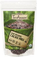 Terramazon Organic Raw Cacao Nibs, 6 oz
