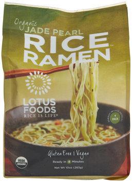 Lotus Foods Organic Rice Ramen Noodles Jade Pearl 10 oz - Vegan