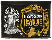 Lord Nut Levington El Chedderales Seasoned Peanuts, 8 oz