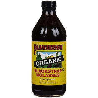 Plantation Organic Blackstrap Molasses - 15 oz