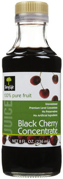 Tree Of Life Unsweetened Black Cherry Juice Concentrate, 8 oz