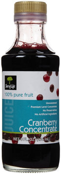 Tree Of Life Unsweetened Cranberry Juice Concentrate, 8 oz