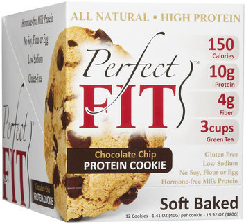 Boundless Nutrition Perfect Cookie Chocolate Chip Chocolate Chip 12 Cookies