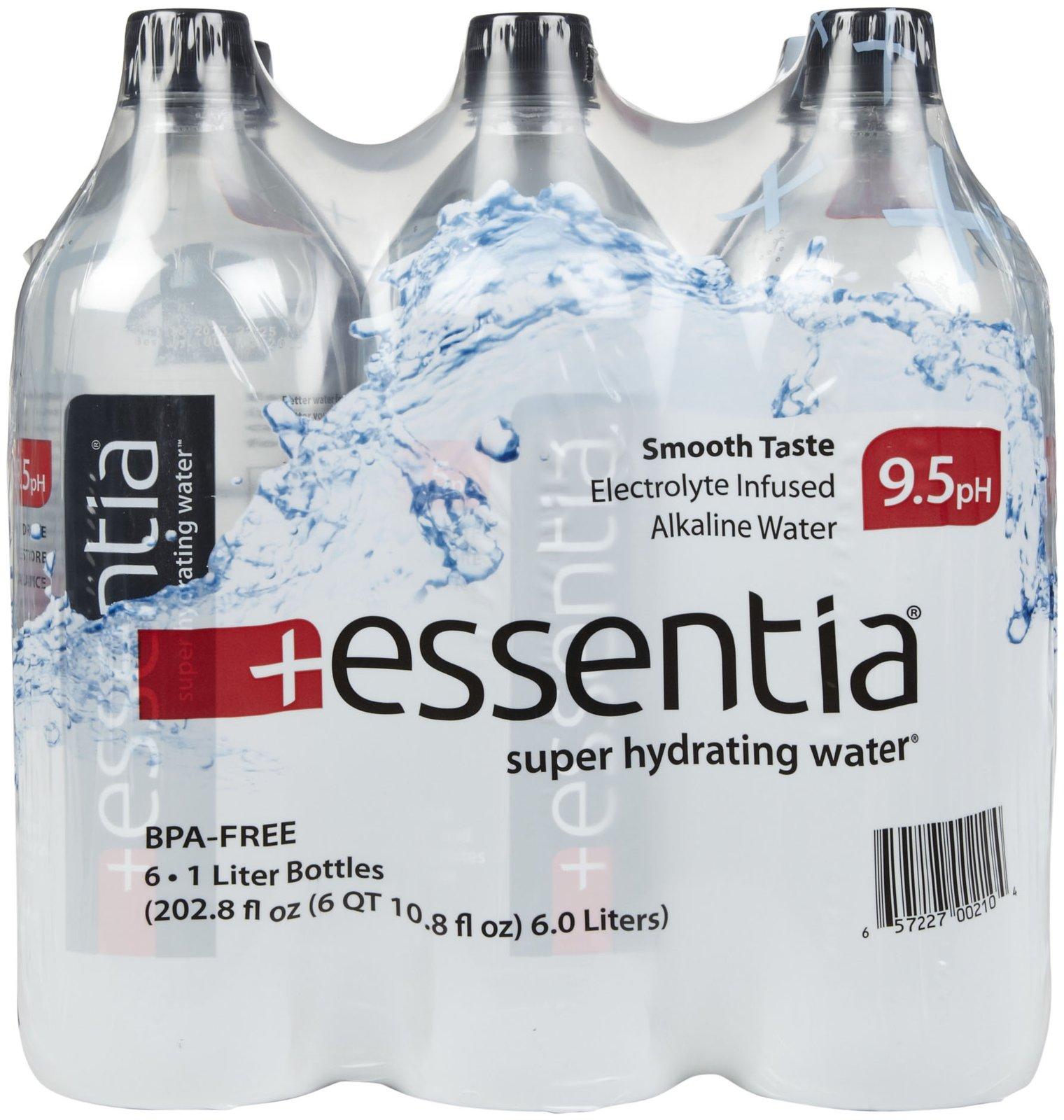 Essentia BG12831 Essentia Essence Water - 2x6Pack